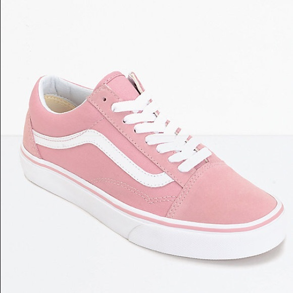 Cha parque Fuera de servicio  Vans Shoes | Pink Vans In New Condition | Poshmark